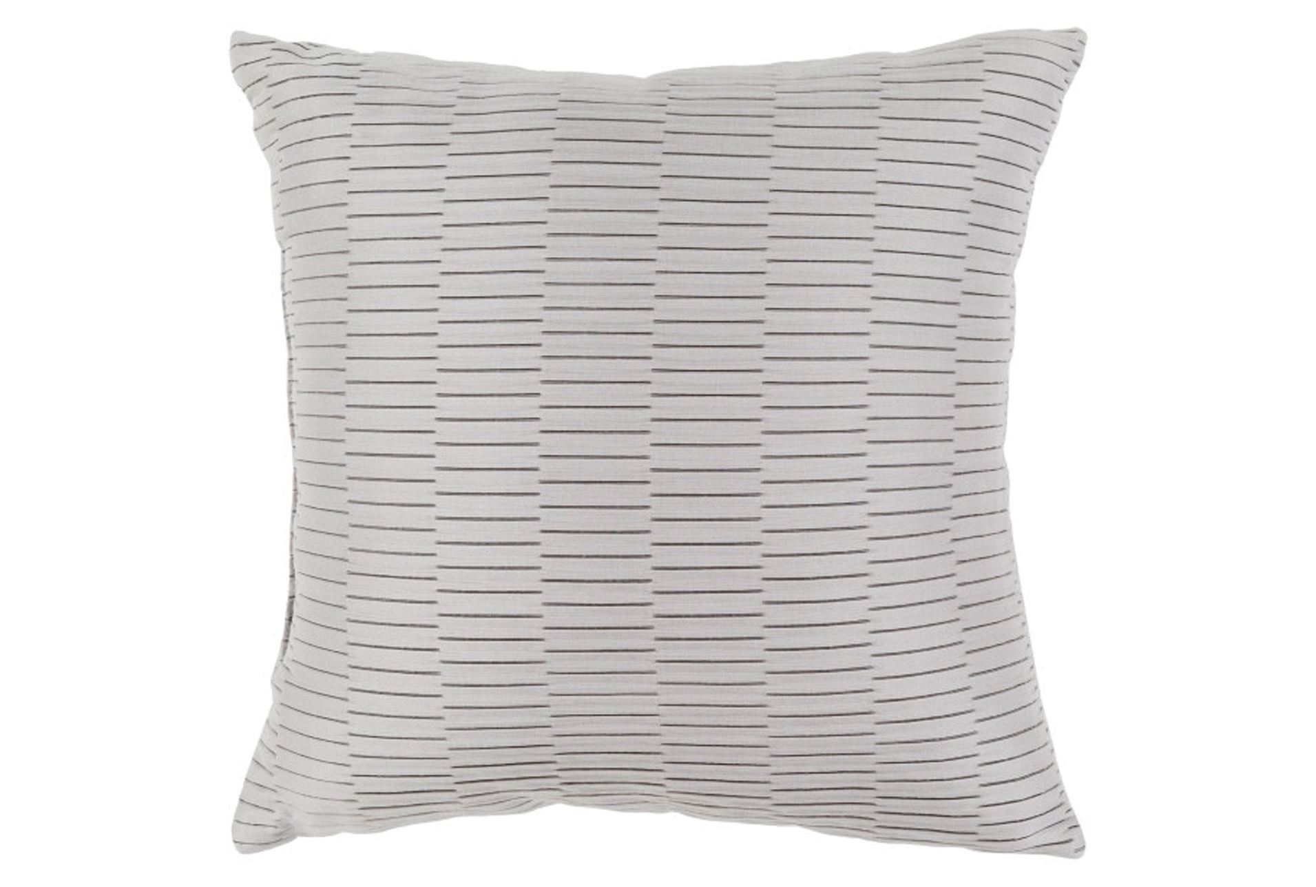 Accent Pillow-Alley Solid Grey 20X20 - Living Spaces
