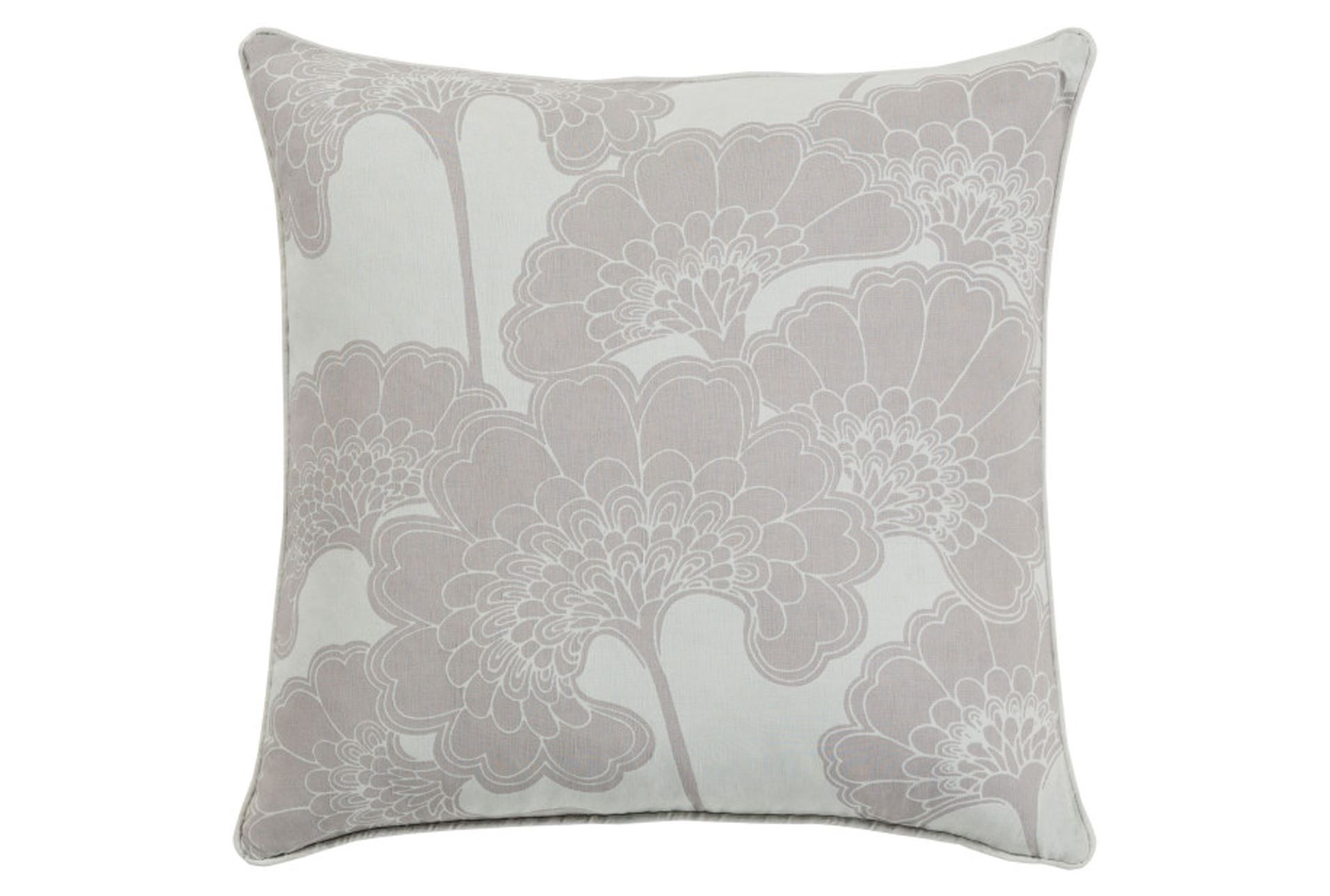 Decorative Pillows Living Spaces : Accent Pillow-Kyoto Taupe 20X20 - Living Spaces