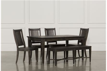 Valencia 64 Inch 6 Piece Dining Set - Main