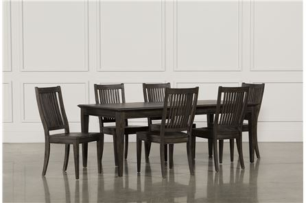 Valencia 64 Inch 7 Piece Dining Set - Main