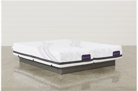 Sage eastern king bunky board set living spaces for Living spaces mattress reviews