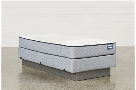 Carly Twin Mattress W/Foundation - Main