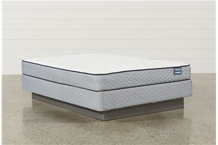 Carly Queen Mattress W/Foundation - Main