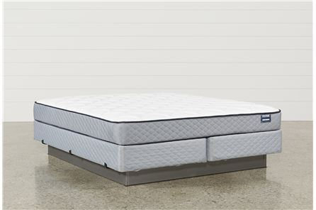 Carly California King Mattress W/Foundation - Main