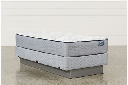 Emily Twin Mattress W/Foundation - Main