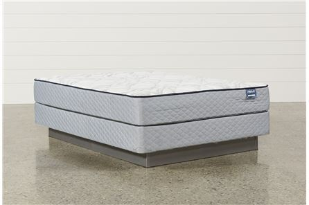 Emily Queen Mattress W/Foundation - Main