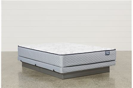Emily Queen Mattress W/Low Profile Foundation - Main