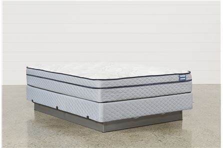 Joy Full Mattress W/Foundation - Main