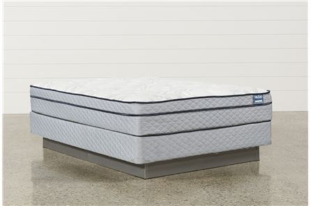 Joy Queen Mattress W/Foundation - Main