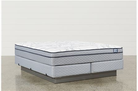 Joy California King Mattress W/Foundation - Main