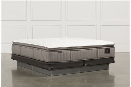 Scarborough Firm Ept Eastern King Mattress W/Low Profile Foundation - Main
