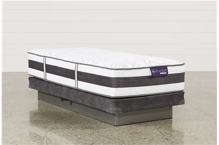 Recognition Extra Firm Twin Xl Mattress W/Low Profile Foundation - Main