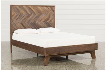 Sidney California King Platform Bed - Main