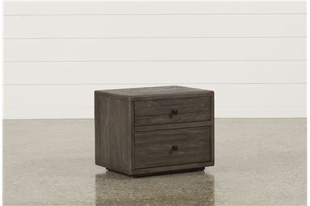 Dylan 2-Drawer Nightstand - Main