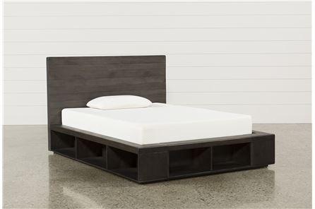 Dylan Full Platform Bed - Main