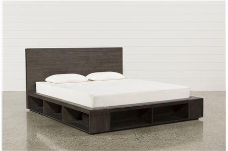Dylan California King Platform Bed - Main