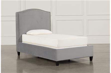Kate Dove Twin Upholstered Bed - Main