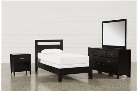 Milton Twin 4 Piece Bedroom Set - Main