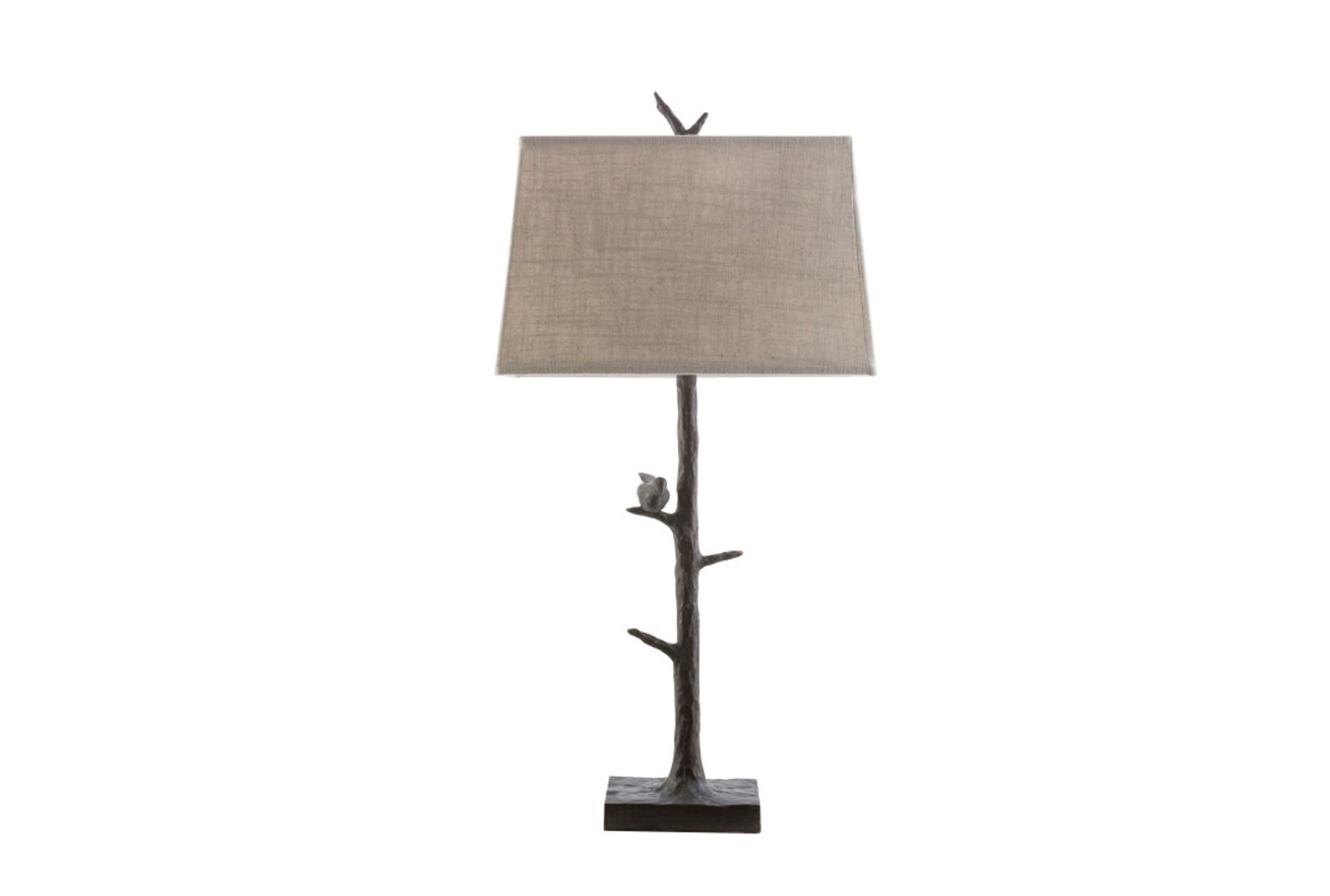 Table Lamp-Bird On Branch - Living Spaces