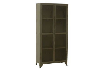 Otb Cobre Iron 72 Inch Tall Bookcase - Main