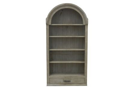 Otb Natural Grey Tall Stacking Bookcase - Main