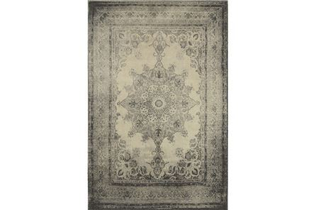 94x130 Rug Picabo Charcoal Living Spaces