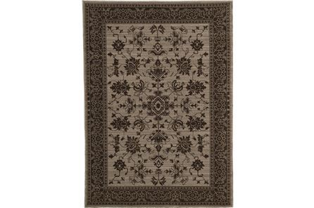 94x130 Rug Guinevere Charcoal Living Spaces