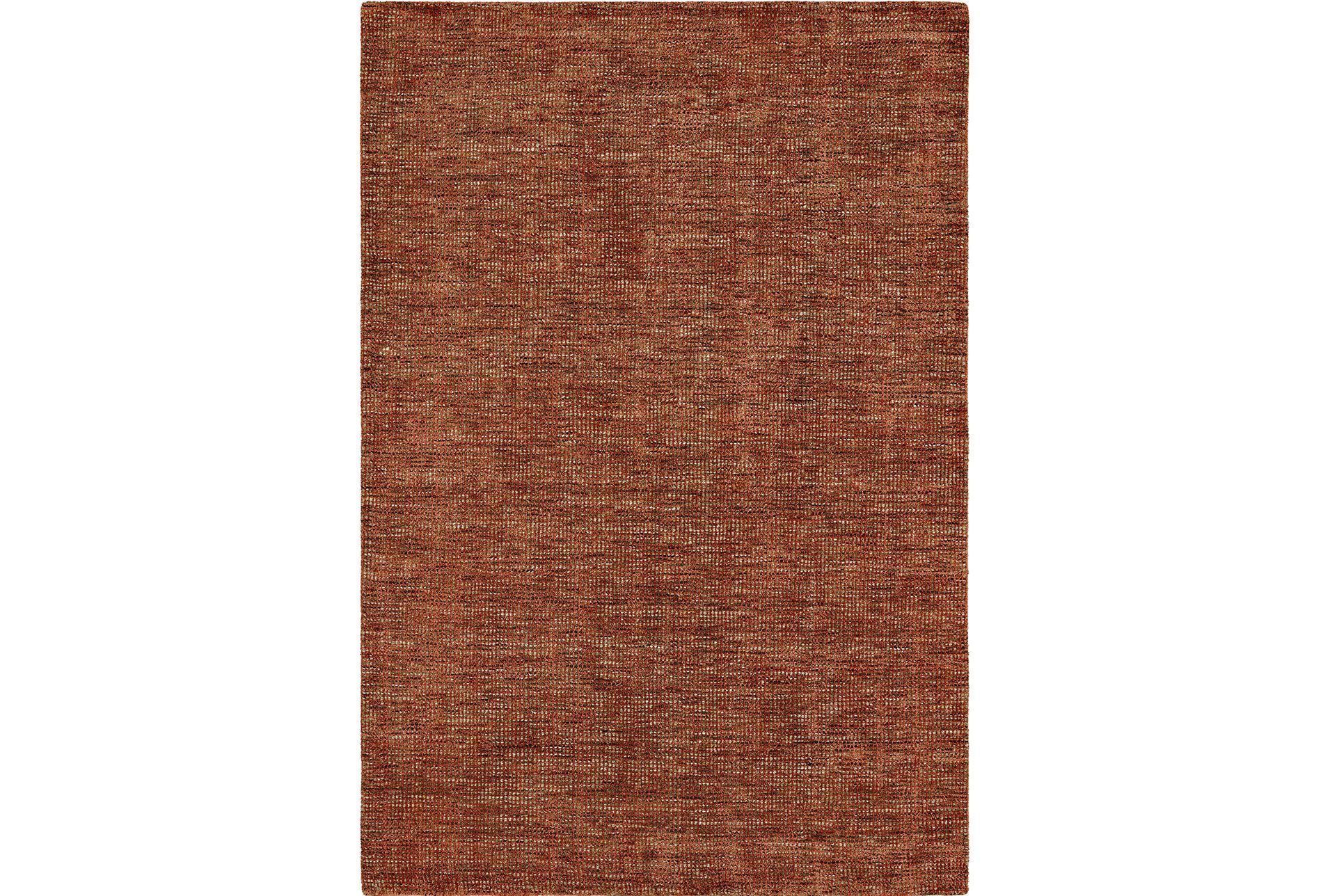 96x120 rug sonata paprika living spaces for Living spaces rugs