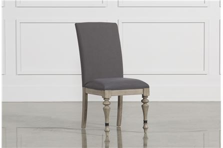 Caira Upholstered Side Chair - Main