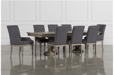 Caira 9 Piece Dining Set - Main