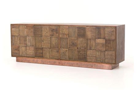 Otb Reclaimed Elm 91 Inch  Sideboard - Main