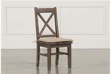 Mallard Side Chair W/Cushion - Main