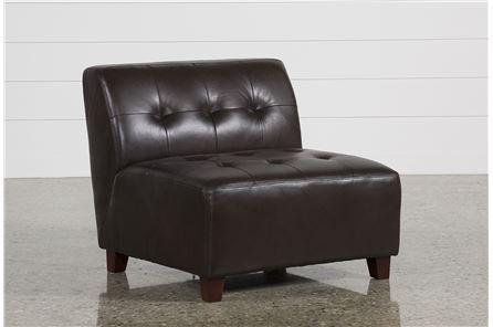 Maxine Armless Chair - Main