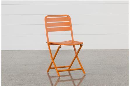 Carnivale Mandarin Folding Chair - Main