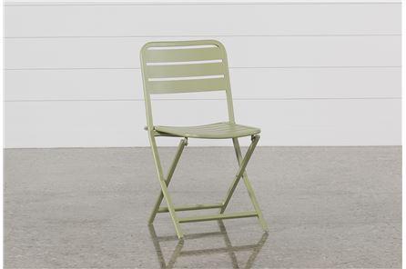Carnivale Moss Folding Chair - Main