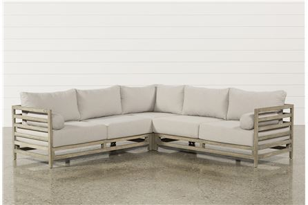 PompeII 3 Piece Sectional - Main