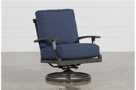 Martinique Swivel Rocker - Main