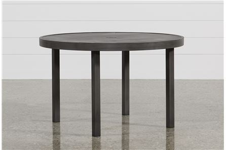 Martinique Round Dining Table - Main