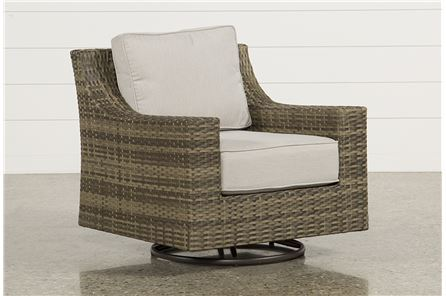 Aventura Swivel Chair - Main