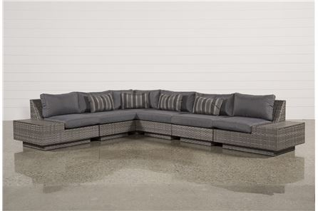 Varadero 6 Piece Sectional W/2 Storage Corners - Main