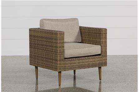 Meridien Lounge Chair - Main
