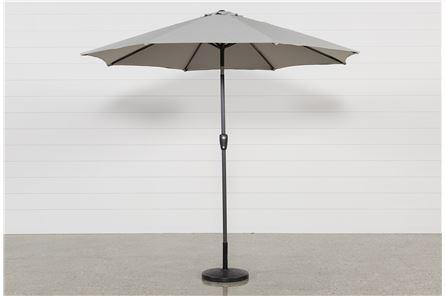 Beige Parasol Umbrella - Main