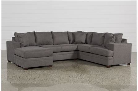 Kerri 2 Piece Sectional W/Laf Chaise - Main