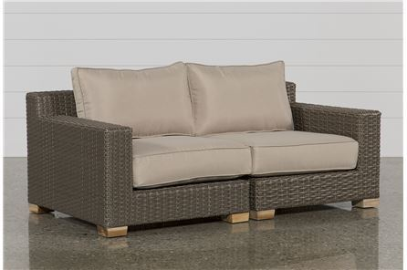 Havana 2 Piece Loveseat - Main