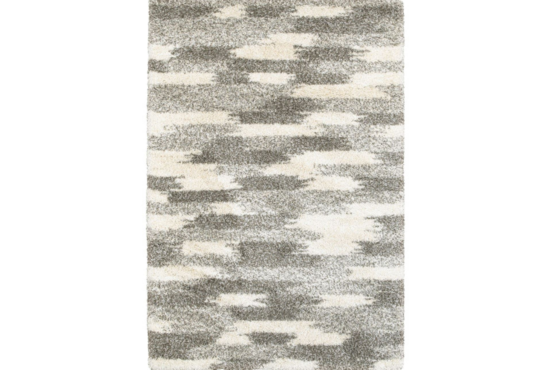 63x90 rug beverly grey tones living spaces for Living spaces rugs
