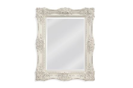 Buy mirrors metal wood frame low price guarantee for Miroir 40x50