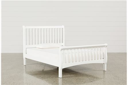 Bayfront Full Sleigh Bed - Main