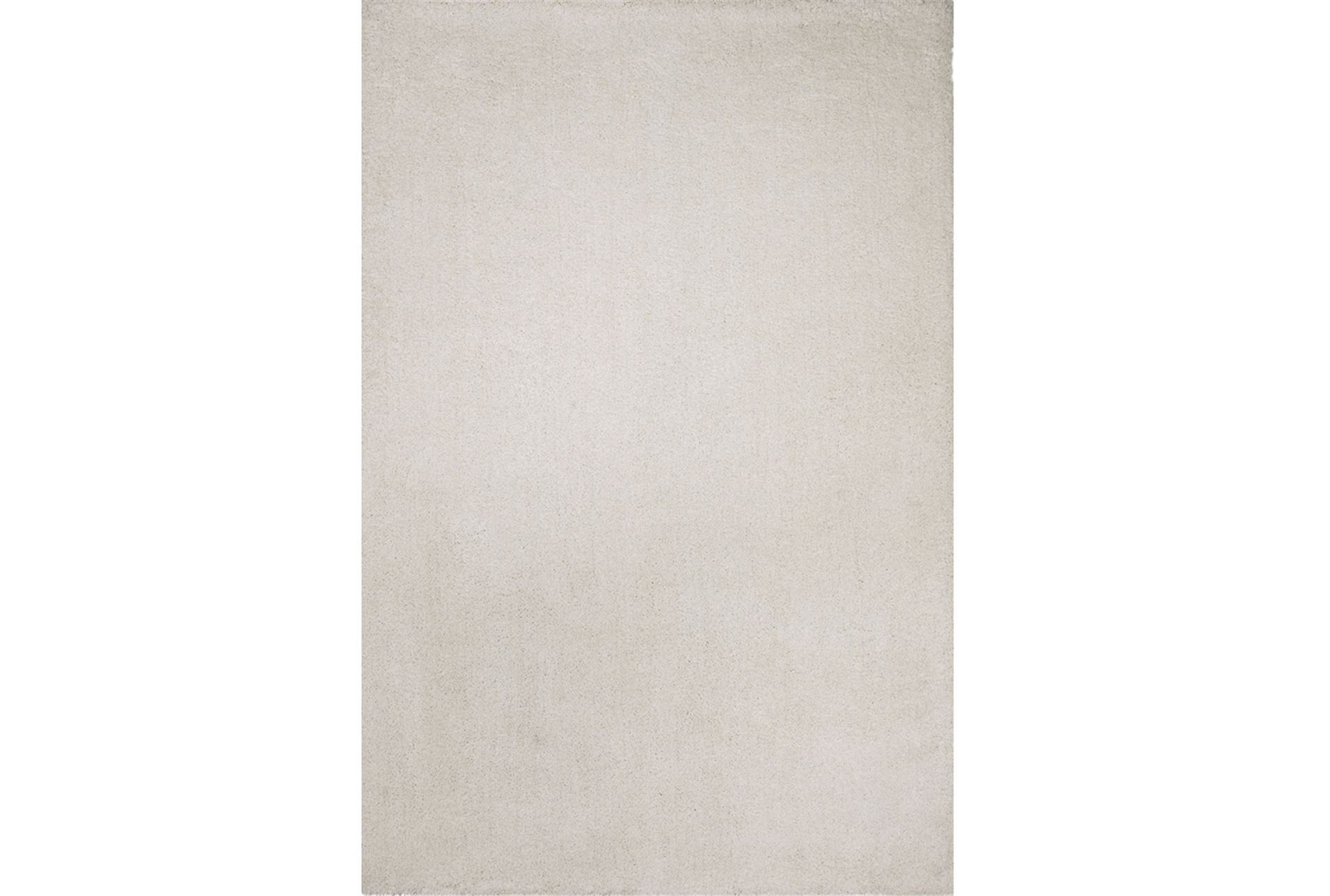 60x84 rug elation shag ivory living spaces for Living spaces rugs