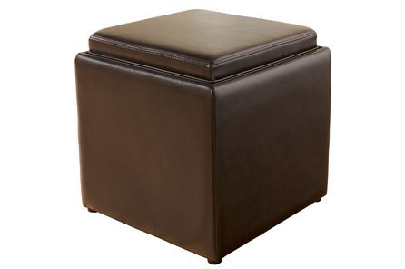 Cubit Chocolate Ottoman Signature