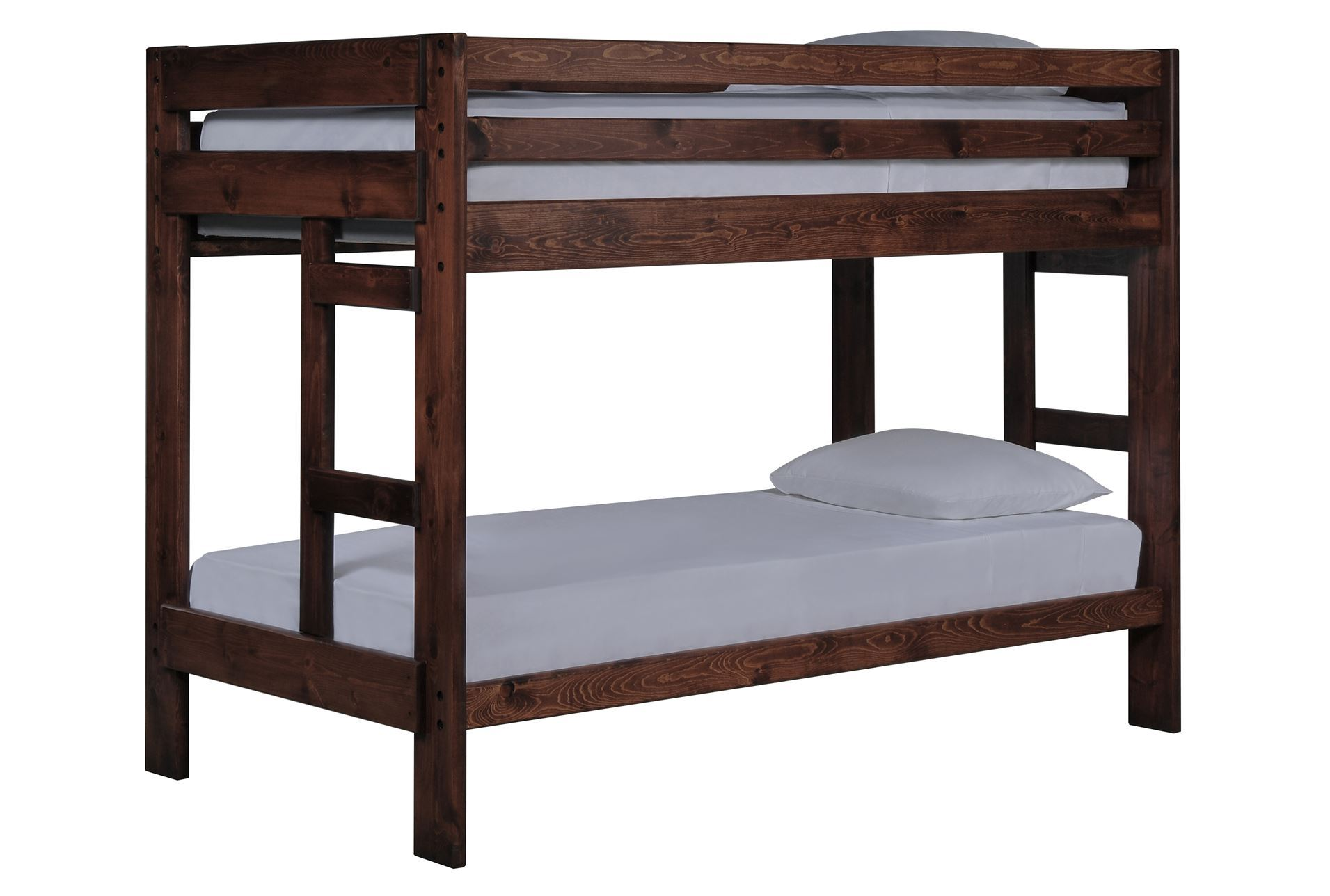 Durango Twin Twin Bunk Bed Living Spaces